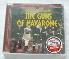 THE GUNS OF NAVARONE DELUXE CD UK ISSUE 2017