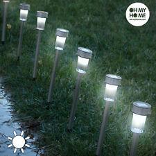 Artículos de iluminación de jardín sin marca, acero inoxidable LED