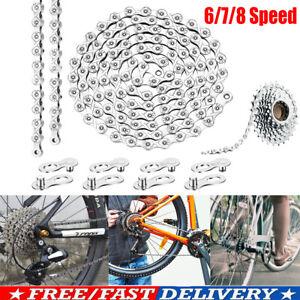 1x IG51 mountain bike chain bicycle steel chain with 116 links 6-7-8 speed