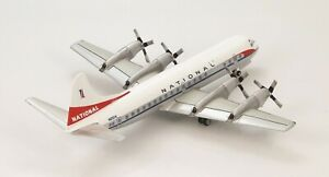 Hobby Master 1:200 Lockheed L-188 Electra National Airlines N5001K 1959 HL1016