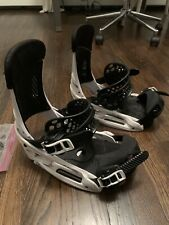 Burton Malavita EST Snowboard Bindings Men's Medium - Shoe Size 8-11