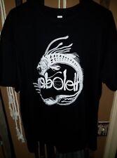 Aboleth heavy metal soft tshirt XL mens, new w/o tags.  Never worn