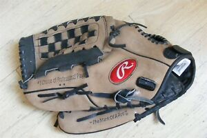 "Rawlings Millennium Baseball Softball Glove 13.5"" - Left Hand Thrower MMS35BF"