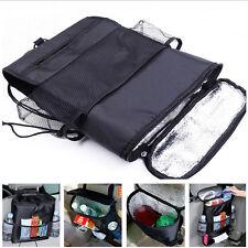 Storage Bag Car Seat Multi-Purpose Collector Organizer Keep Warm Iced Tidying