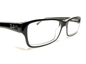 Ray Ban RB5169 2034 Men's Black & Clear Modern Rx Eyeglasses Frames 54/16~140