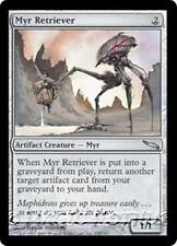 MYR RETRIEVER Mirrodin MTG Artifact Creature — Myr Unc
