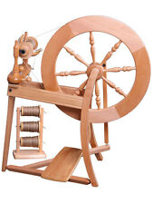 SPINNING WHEEL Traditional Scotch Tension Ashford of NZ  Brand New Lacquered Kit