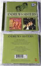 Andrews Sisters - Dancing 20´s+Fresh & Fancy .. EMI-CD