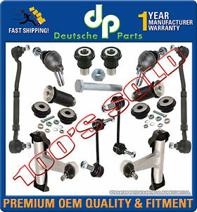 MERCEDES W140 S320 S420 S500 Control Arms Ball Joint Tie Rod SUSPENSION KIT