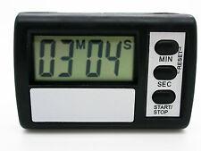 Reloj Temporizador Digital Cuenta Atras para Futbol Chapas con Pila LCD 2274