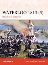 Osprey Campaign 280: WATERLOO 1815 (3) / NEU