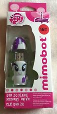 RARE Limited Edition 271/500 Mimobot My Little Pony Ratity 16GB USB Flash Drive