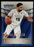 JAHLIL OKAFOR - 2015 Panini Contenders School Colors RC Rookie Duke #18