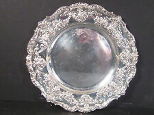 "Sterling Vintage Gorham A2179 ICE CREAM OR SANDWICH PLATE 6 1/4"" nm"