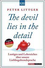 The devil lies in the detail von Peter Littger (2015, Taschenbuch), UNGELESEN