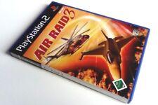 Air Raid 3 - PS2 PlayStation 2 PAL Game COMPLETE