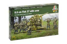 Italeri 15771 8.8cm Flak 37 mit Crew 1 56