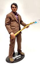 "2014 Hot Toys Bruce Banner 1/6 Scale 12"" Figure MMS-229 Avengers Hulk Ruffalo"