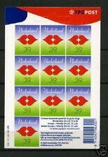 Nederland NVPH 2322 Vel Voor de Liefde 2005 Plaatfout PM12 Postfris