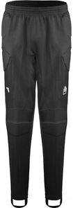 Admiral Soccer YOUTH or ADULT Fulcrum Goalkeeper / Goalie PADDED PANTS, Black