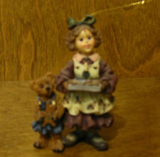 Boyds Ornaments #25852 Jean w Elliot & Debbie.The Bakers New from Retail Store