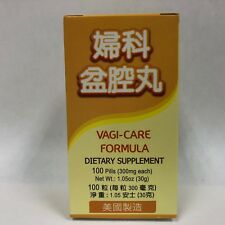 Vagi-Care Formula - Herbal Supplement for Vaginal Health - Made in USA