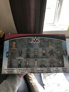 New WWE Jada Nano Metalfigs Die-cast 20 Pack Wave/series 1 New Sealed