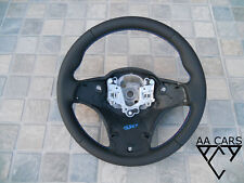 Steering Wheel Bmw X3 E83 X5 E85 M Power New Leather