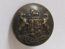 Ww2 vintage South African General Service Large military army button