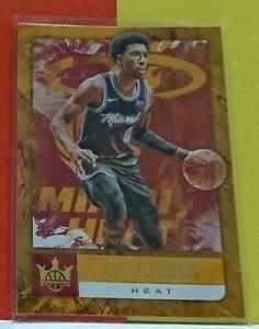 2018-19 Panini Court Kings - Josh Richardson - Base Card #61 - Miami Heat