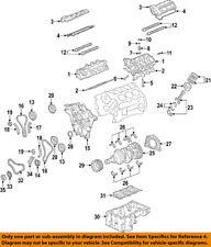 KIA OEM 06-10 Sedona-Valve Cover Gasket 224413C110