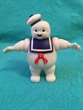 Vtg Ghostbuster Stay Puff Marshmellow Man•Vinyl Toy•Columbia Pictures 1984