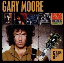 Gary Moore - 5 album Set (2012) 5 CD-ORIGINALE IMBALLATO-MERCE NUOVA -