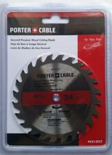 """New Porter Cable 41/2"""" General Purpose Wood Cutting Blade PC412TCT"""