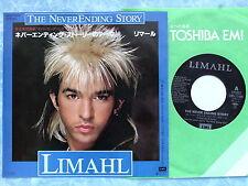 "LIMAHL OST The Never Ending Story EMS-17489 JAPAN 7"" 241az42"