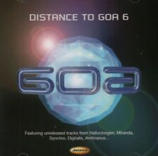 Various Dance(CD Album)Distance To Goa 6-Distance-Sub 4878.9-France-199-New