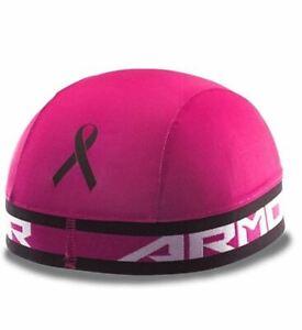 Under Armour UA PIP HeatGear Armour Skull Cap OSFA Tropic Pink