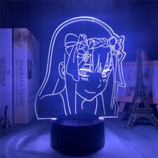Sailor Moon 3D Anime Light Zero Two Nightlight Bedroom DARLING in the FRANXX Toy