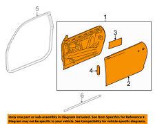 Chevrolet GM OEM 10-15 Camaro-Door Shell Frame Panel Right 22792577