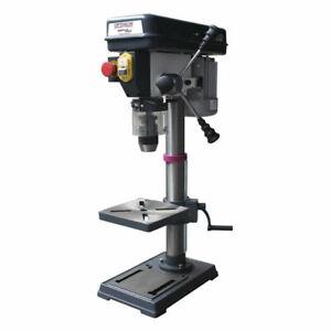 Tischbohrmaschine Bohrmaschine Optimum OPTIdrill B 16 basic - 450 W + Bohrfutter