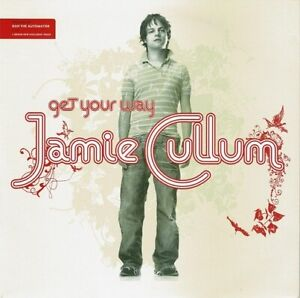 JAMIE CULLUM Get Your Way Record Single 7 Inch UCJ 2005 Red Vinyl And Jazz Music