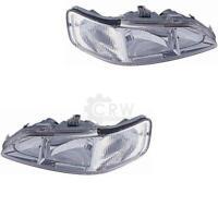 Scheinwerfer Set für Honda Accord Bj 97-02 Limousine H7+H1