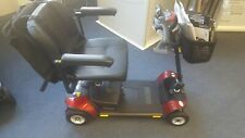 New Guaranteed Pride GoGo 12 Elite Traveller Mobility Folding Boot Scooter 4MPH