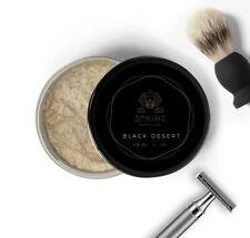 Black Desert Shaving Soap Kaizen Base 4 oz