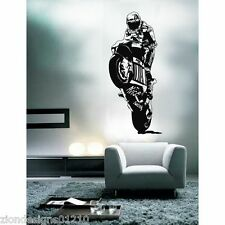 CASEY STONER WALL ART 04motorcycle racer decal graphic adhesive UNIQUE