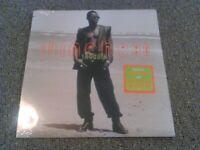 SHINEHEAD - TRODDIN' LP MINT / SEALED!!! ORIGINAL U.S ELEKTRA BUFF BAY