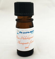 5ml Helichrysum Essential Oil UNDILUTED Therapeutic Grade. BUY 2 GET 1 FREE!