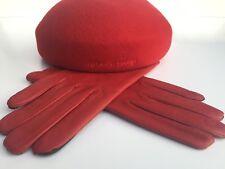 airberlin Uniform Set Handschuhe, Hut, Bluse   Stewardess Airline Air Berlin