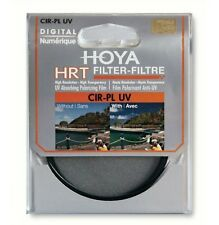 Genuine Hoya 55mm Circular Polarizer HRT UV CIR PL polariser UV New