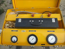 Generator & APU Hydraulic Test Set w/Pyro Meter, NOS, Boeing, Old School Test Eq